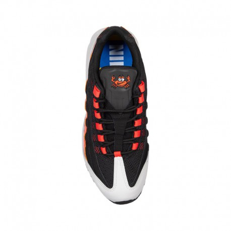 77098fca1869 Nike Air Max 95 Tt Japan Limited Edition String Street Vintage Racing Shoes  Black White