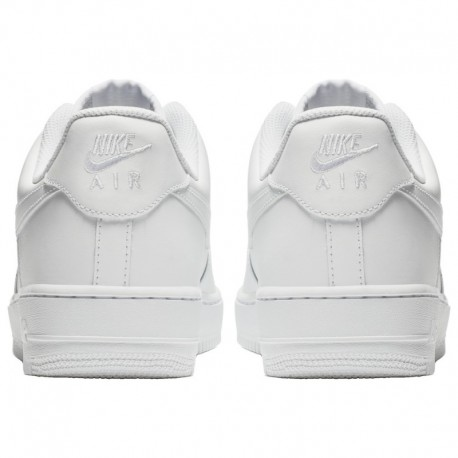 Nike Air Force 1 Low - Men's - Basketball - Shoes - White/White-sku:24300657