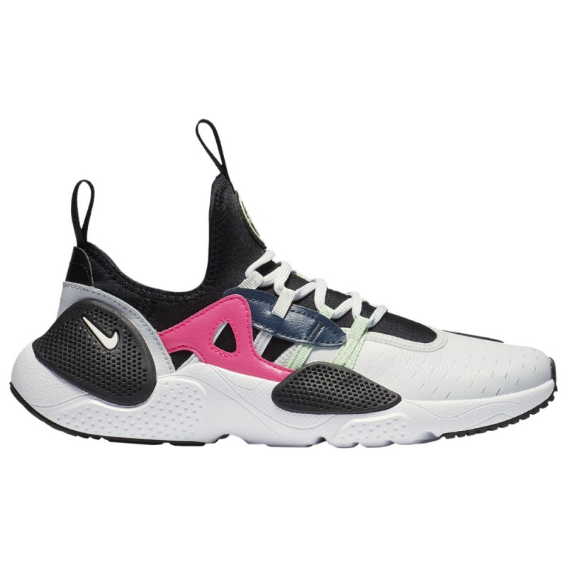 new product 407d3 1f157 Fsr Unisex Nike Air Huarache Ultra Id Wallace Four Generations Vintage  Jogging Shoes Pigskin Milk White ...
